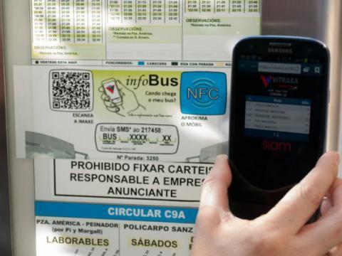 El NFC como método para interactuar con los usuarios