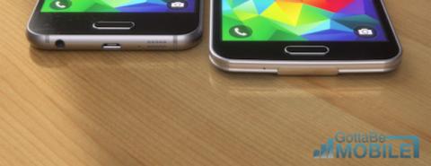 Bordes redondeados Galaxy S6