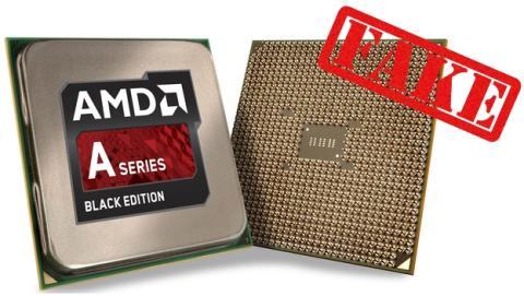 ¡Cuidado! Detectan CPUs de AMD falsas a la venta en Amazon.