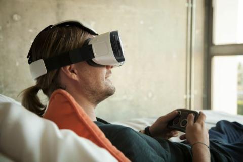 Samsung Gear VR juegos