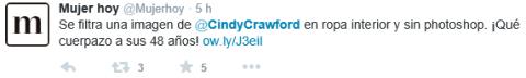 viral cindy crawford