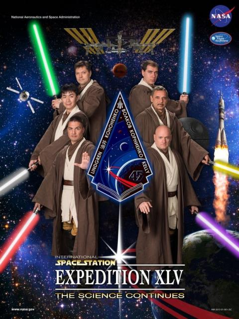 NASA y Star Wars