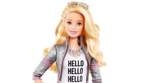 La nueva Barbie conectada a Internet charlará con los niños mediante reconocimiento de voz.