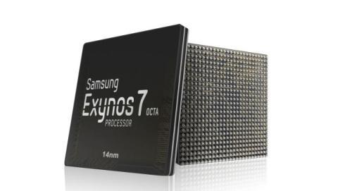 Exynos 7 Octa: presentado el nuevo procesador de Samsung