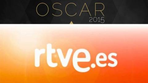 Oscar 2015 RTVE