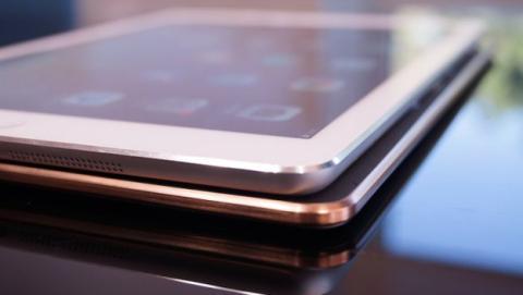 Samsung Galaxy Tab S2 será más delgada que iPad Air 2