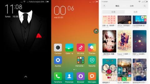 Xiaomi Redmi 2 sistema operativo