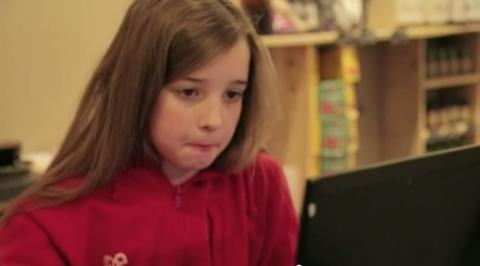 Red WiFi gratuita hackeada por niña de 7 años