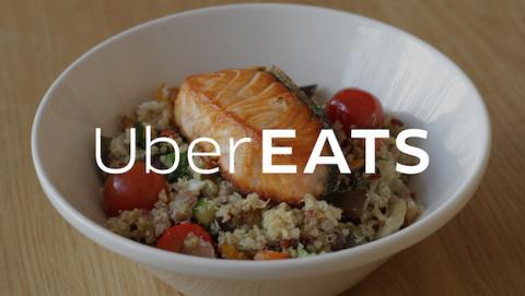 UberEats comida a domicilio