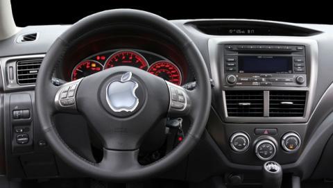 El coche eléctrico de Apple quiere circular en 2020.