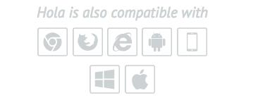 Hola navegador utilizar chriome