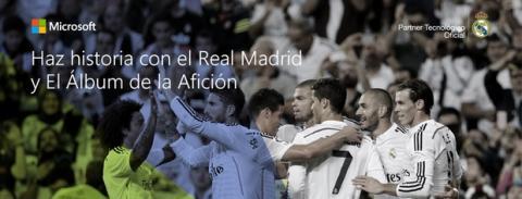 Album de la Afición Real Madrid