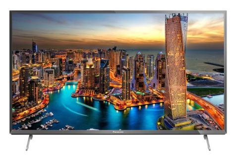 Panasonic CX700, nuevos televisores curvos Smart TV 4K de Panasonic