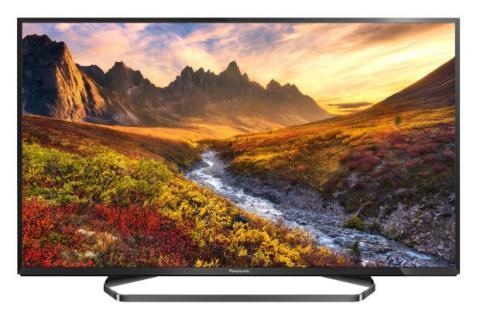 Panasonic CX750, nuevos televisores curvos Smart TV 4K de Panasonic