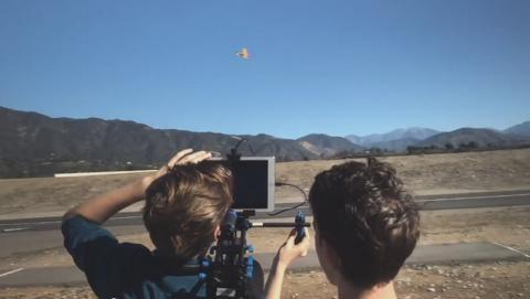 Anuncio iPad Air 2 para los Oscars con Martin Scorsese