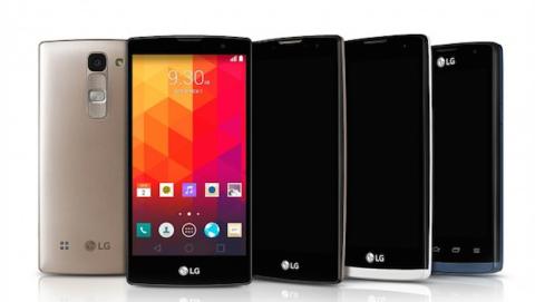 LG: nuevos móviles de gama media, Magna, Spirit, Leon y Joy