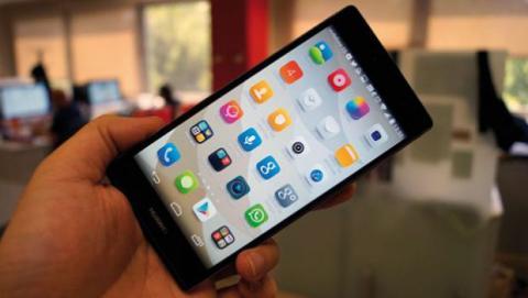 HuaweiP8 fotos y características
