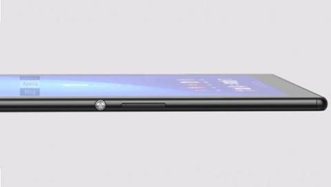 Sony confirma la Xperia Z3 Tablet con pantalla 2K