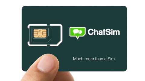 Chatsim chatear tarjeta sim