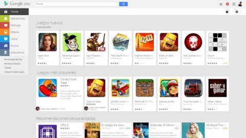 Google mostrará publicidad en las búsquedas de Google Play.
