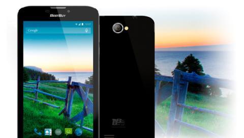 Easy Phone 6: un móvil de 6 pulgadas por menos de 100 euros