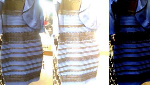 Por Qué Vemos Este Vestido Azul Y Negro O Blanco Y Dorado