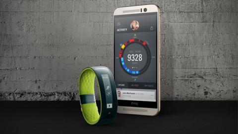 La nueva pulsera cuantificadora de HTC se llama Grip