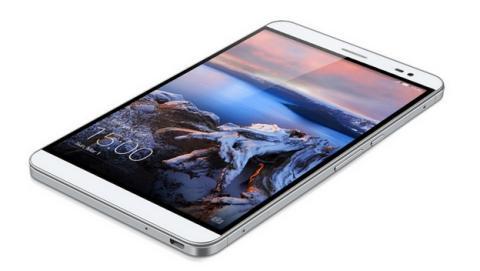 Huawei MediaPad X2, la tablet para llamar por teléfono.