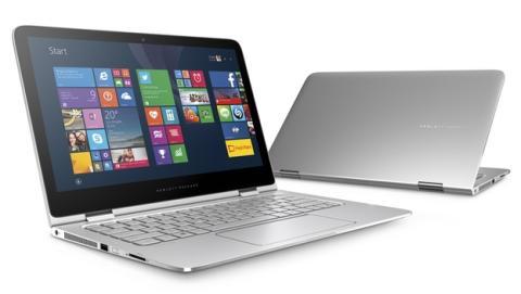 HP Spectre x360, el nuevo PC convertible de diseño ultrafino con 12.5 horas de autonomía.