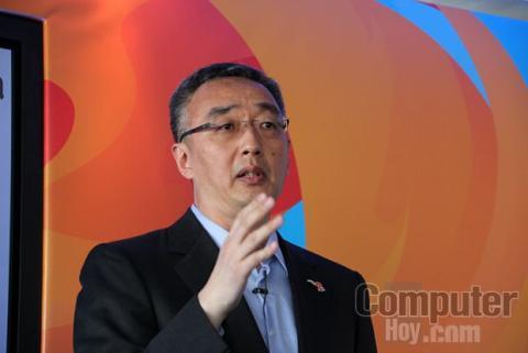 Li gong CEO de Mozilla