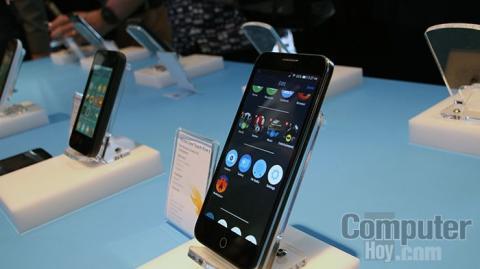 Firefox OS ya está presente en 17 modelos de smartphones diferentes
