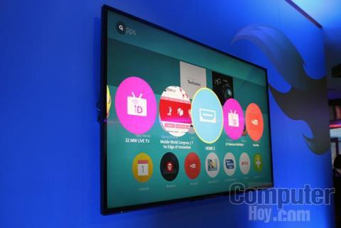 SmartTV con resolución 4K y Firefox OS