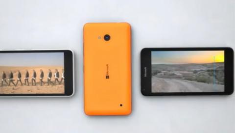 Microsoft Lumia 640 presentado en MWC 2015