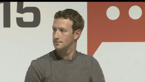 mark Zuckerberg barcelona