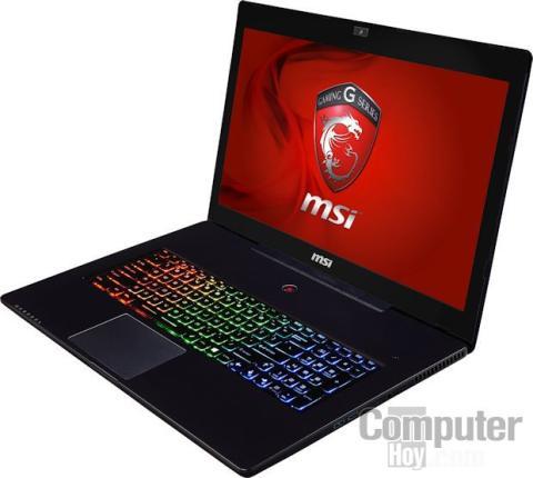 Portátil MSI GS70 2QE