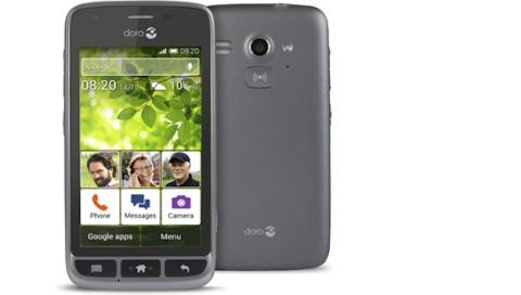 Doro Liberto 820 Mini, el smartphone para personas mayores