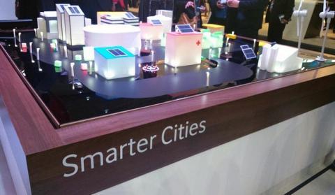 Vodafone e IBM Ciudad Conectada