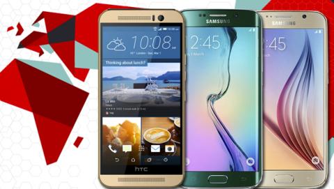 MWC 2105: Samsung Galaxy S6 o HTC One M9,