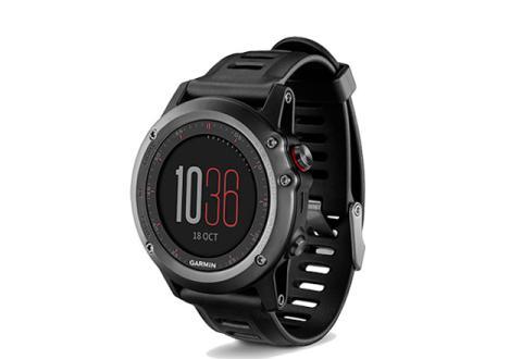 Garmin Fenix 3. Smartwatch con GPS integrado en el MWC 2015