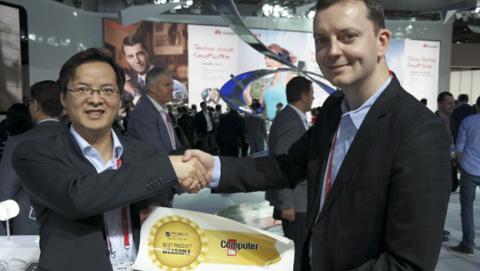 premio computerBild huawei