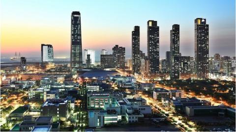 Songdo, ciudad inteligente