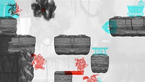 Dig Rush, el videojuego para curar la ambliopía o el ojo vago en los niños.