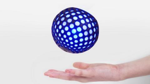 Hackaball, pelota inteligente para niños