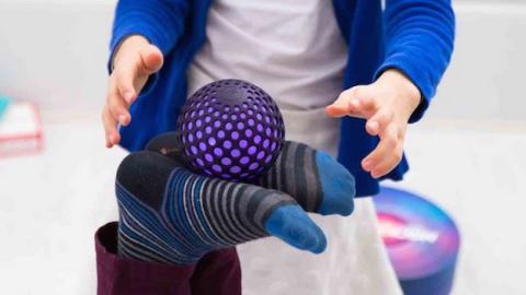 Hackaball, la pelota que enseña a los niños programar