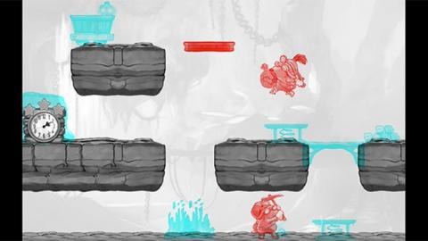 Dig Rush, el videojuego para curar el ojo vago