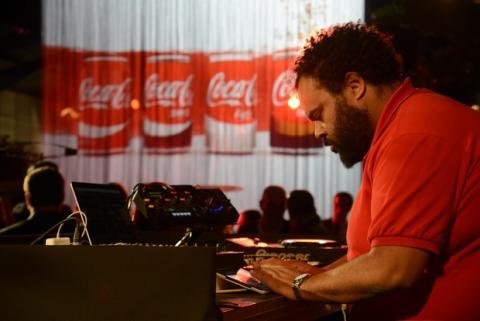 Campaña de imagen única de Coca Cola