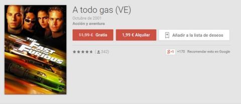 A Todo Gas gratis