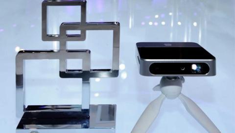 El proyector ZTE SPRO2 gana el premio del GSMA en MWC 2015