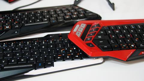 El STRIKE M está disponible en tres colores