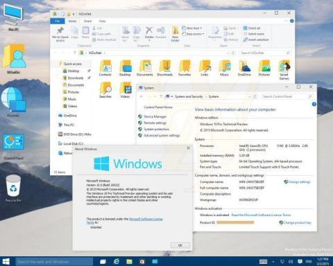 windows 10 nuevos iconos